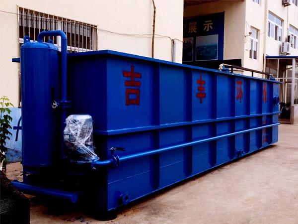 生活污水处理设备的主要结构组成
