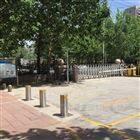 NGM海关石油公司道路周边手动升降柱厂家定制