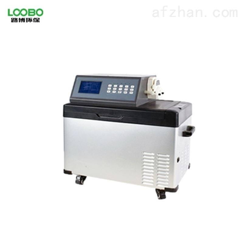 路博定時定量水質采樣器LB-8001D