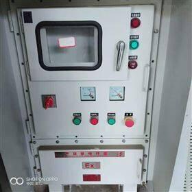BXMD雙層門帶視窗防爆變頻器箱