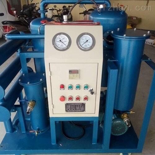 高效真空滤油机品质保证