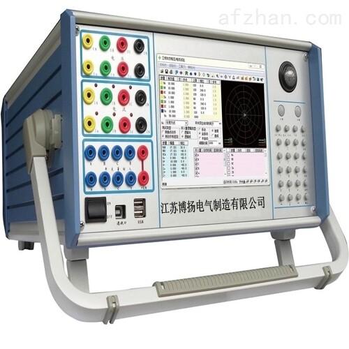 厂家热卖三相继电保护检测仪