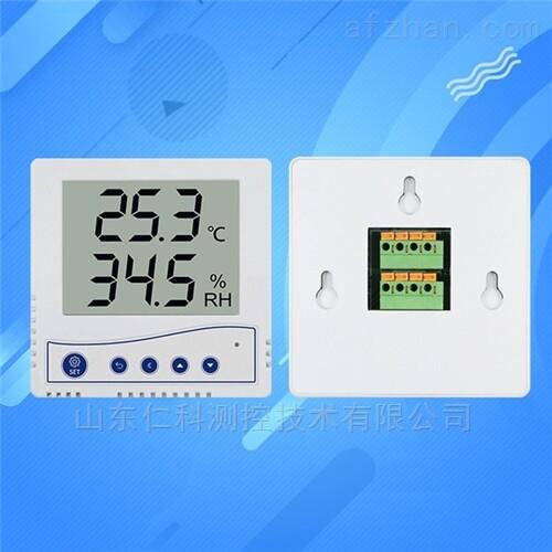 温湿度传感器工业级高精度液晶显示485输出