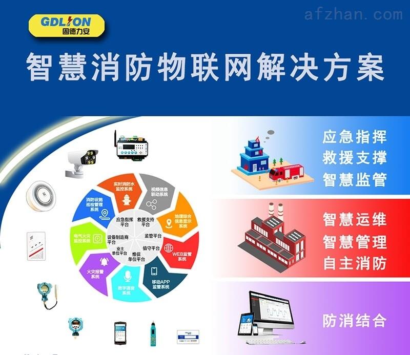 消防物联网管理平台建设