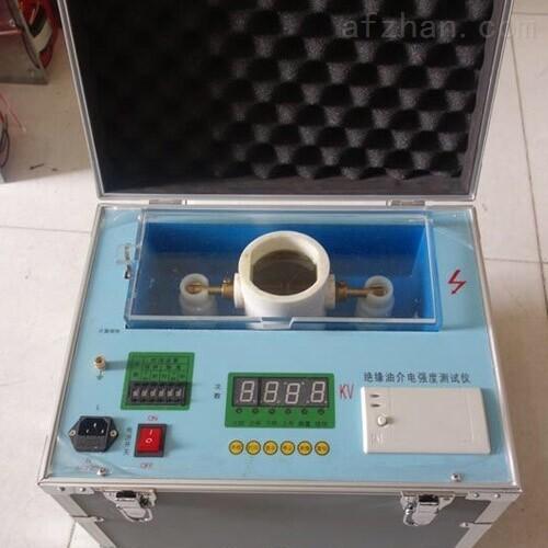 绝缘油介电强度测试仪新型低价