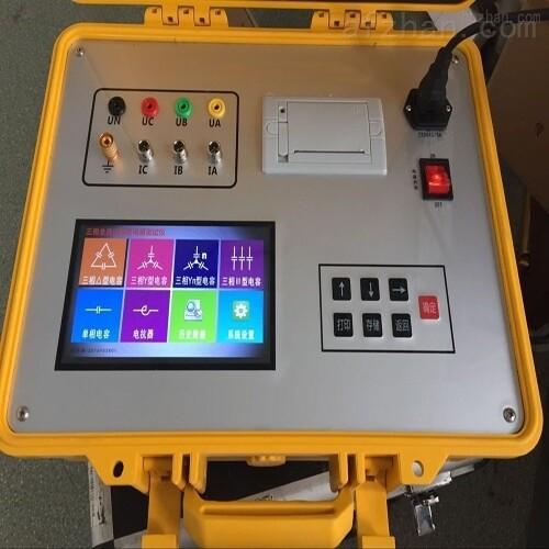 全自动电容电感测试仪方便高效