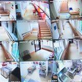 漕河泾南九亭办公楼沿街商铺监控安装