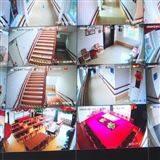 分离式小型网络摄像机-监控安装销售调试