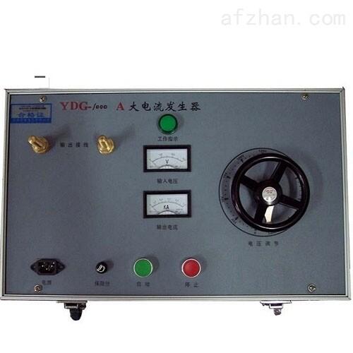 数显大电流发生器成熟品质