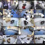湖州物流园电商仓库货仓高清远程监控安装