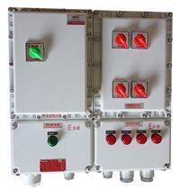 中石油入网防爆动力控制箱BJX