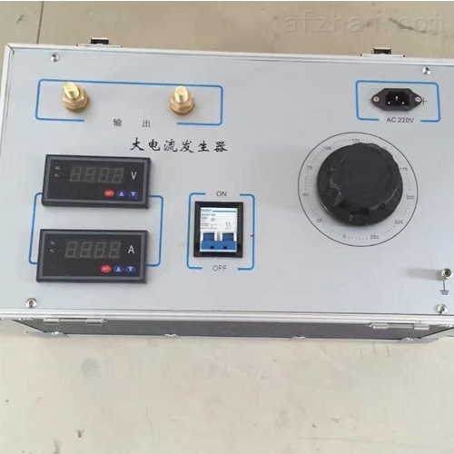 数显大电流发生器高效率设备