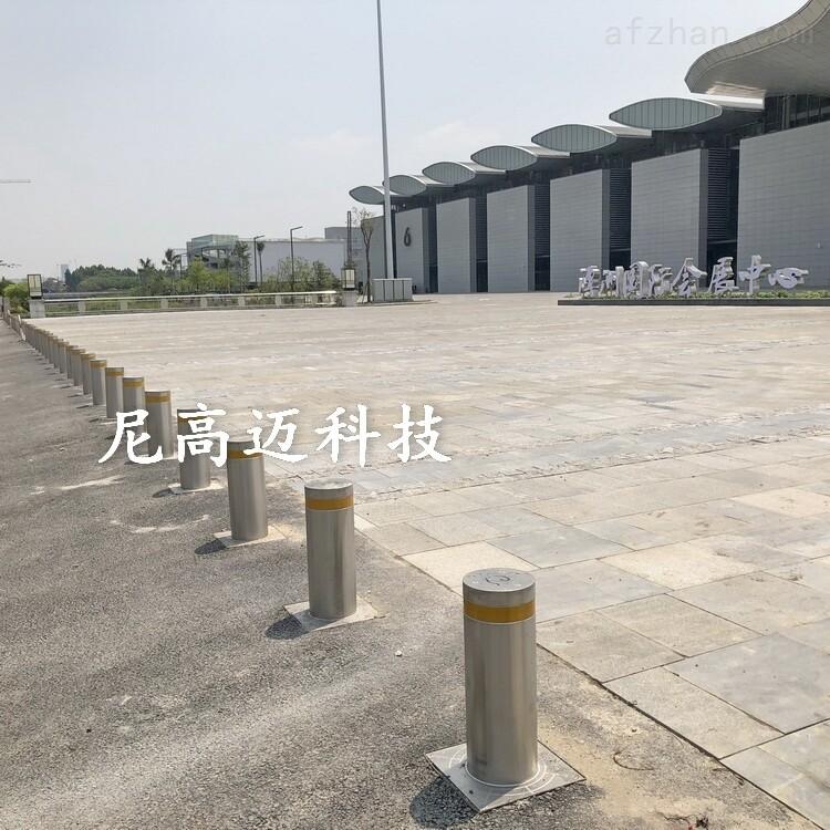 潭州会展中心自动升降柱生产厂家
