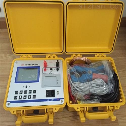 数显式三相电容电感测试仪/二级承装资质