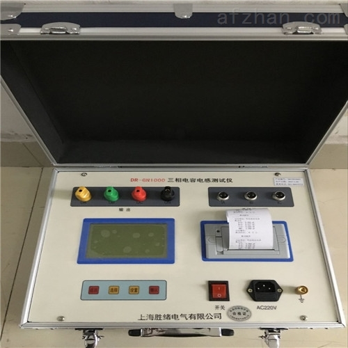 SX-500全自动电容电感测试仪