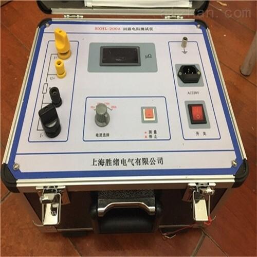四级承装/回路电阻测试仪
