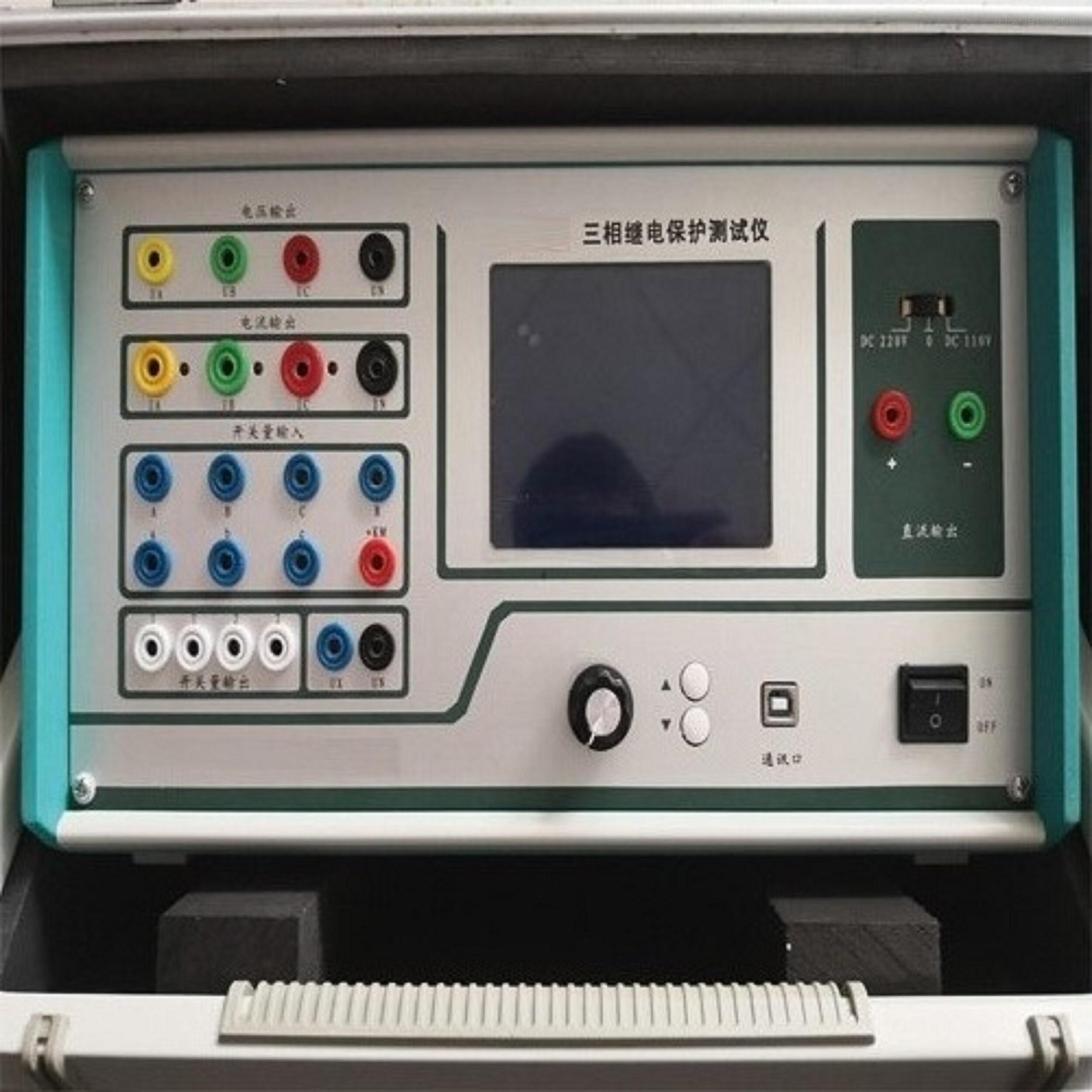 高精度三相继电保护测试仪价格
