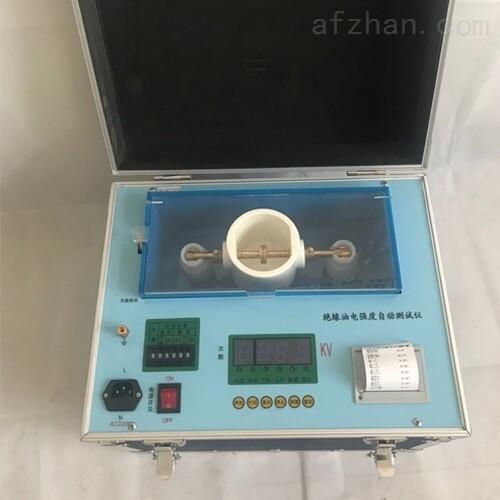 高稳定绝缘油介电强度测试仪方便实用