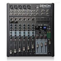 天龙 Denon 8路带USB/效果模拟调音台