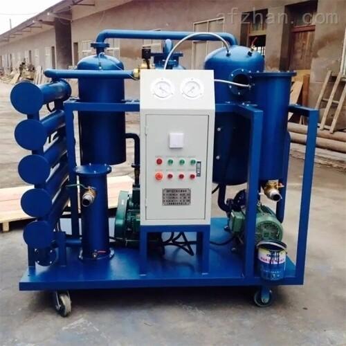 高效真空滤油机可靠性强