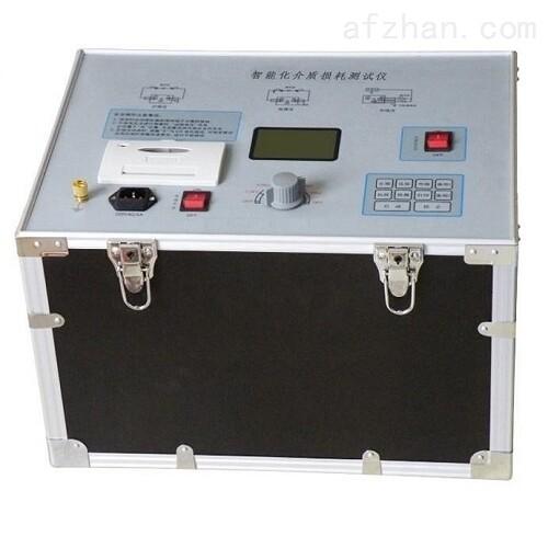 抗干扰介质损耗测试仪安全可靠
