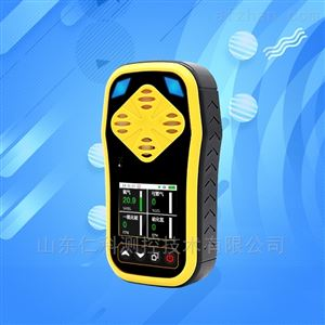 彩色大屏四合一气体传感器