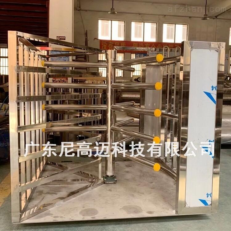 可移动式半高单向旋转门生产厂家