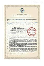 定级域名证书