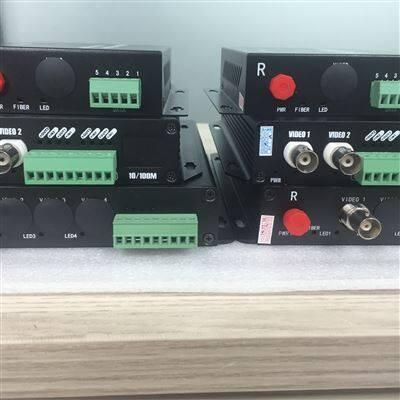 沿河安全广播用1路音频光端机 (端子)