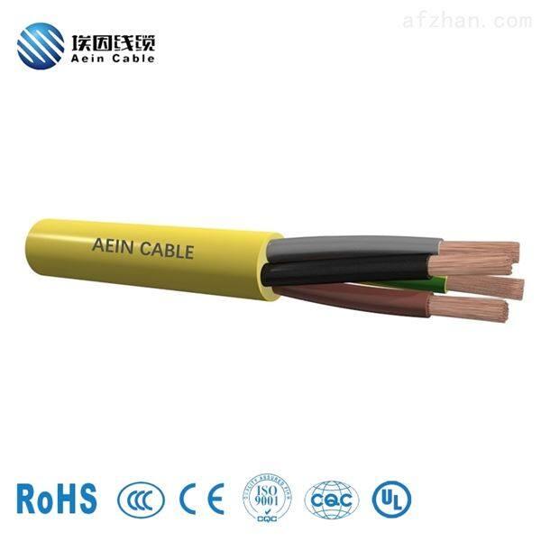 超级耐油耐磨、韧耐弯曲、抗拉、防油电缆