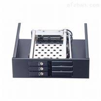 Unestech 3x2.5寸光驱位SATA热插拔硬盘盒