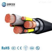 铠装低烟无卤阻燃电力电缆
