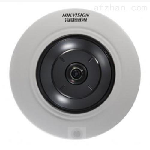 300万 CMOS ICR鱼眼全景日夜型网络摄像机