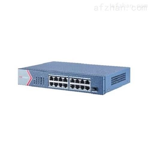 海康威视  16口全千兆以太网交换机