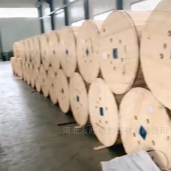 高强度铝包钢芯铝绞线300/50架空铝导线
