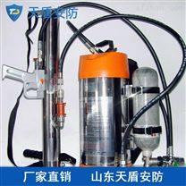 背负式脉冲气压喷雾水枪参数 天盾直售
