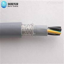 ANF8012 高速拖链电缆 带屏蔽 双护套