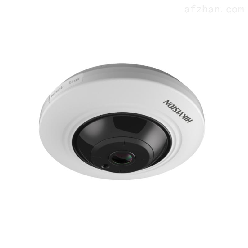 海康威视DS-2CD3935FWD-IWS全景鱼眼摄像机