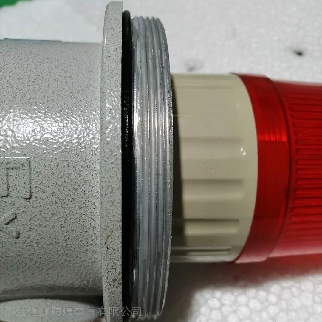 220V防爆声光报警器