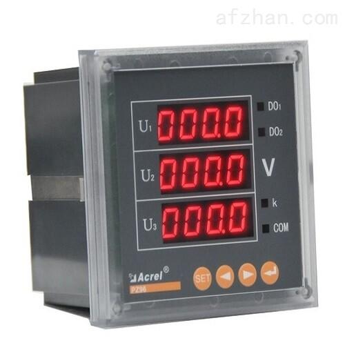 数字交流电压表 开孔88*88mm
