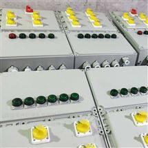 1总10分防爆照明动力配电箱