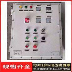 BXK-正反转防爆控制箱 防爆操作柱型号