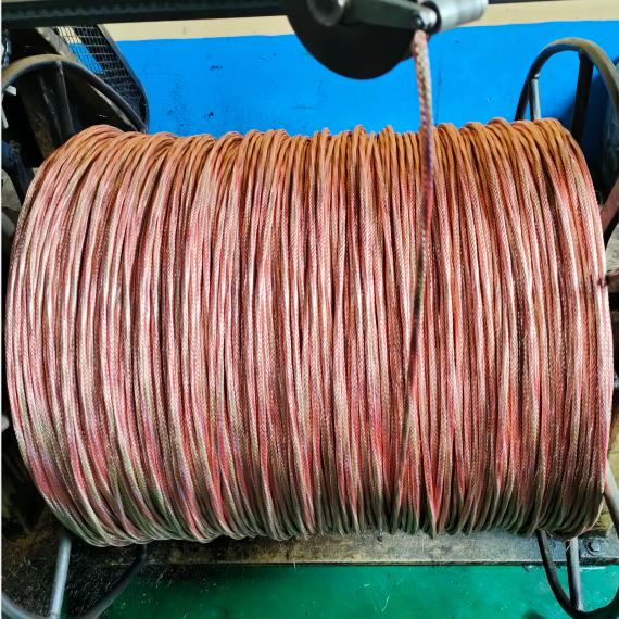 KVVP屏蔽控制电缆—8芯10平方生产厂家