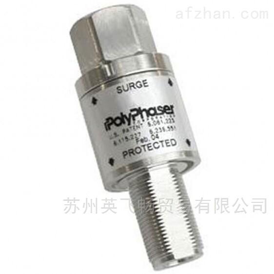 Polyphaser DC-3GHz 通直流滤波型防雷器