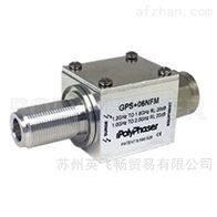 GPS+06NFMPolyphaser 1.2GHz-1.6GHz 通直流GPS防雷器