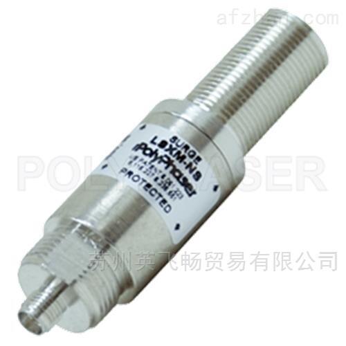 Polyphaser 2GHz-6GHz隔直流射频防雷器