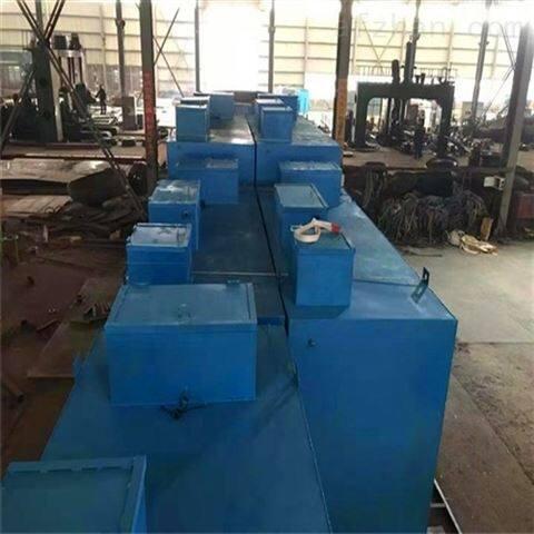 豆制品污水处理设备综合工艺
