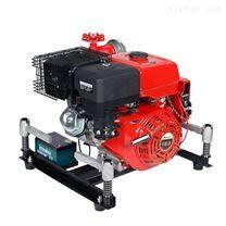 华球手抬机动消防泵高压抽水灭火泵
