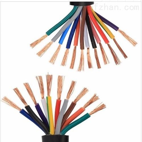 KVVRP 4*2.5控制电缆 屏蔽电缆KVVRP4*4