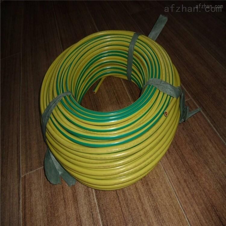 BVR电线和RVV电缆,黄绿双色